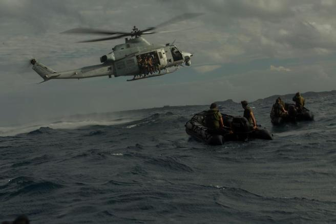 Maritime Raid Force, 31st Marine Expeditionary Unit