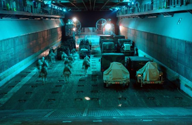 Marines LCAC USS Wasp